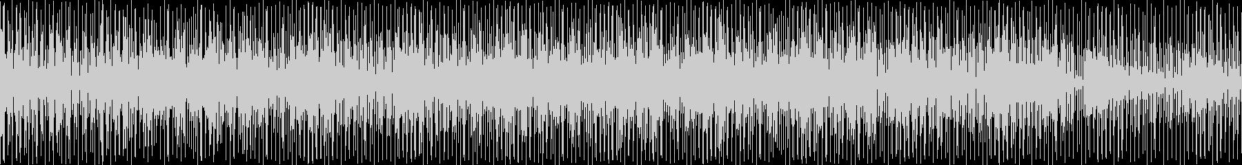 リズム良く楽しげでユニークなインストですの未再生の波形