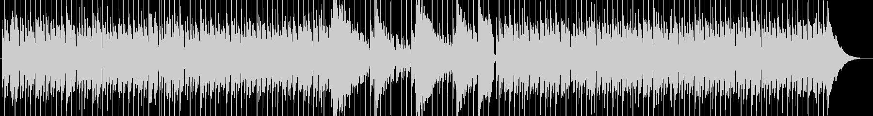 ショートムービー ほのぼの アコギの未再生の波形