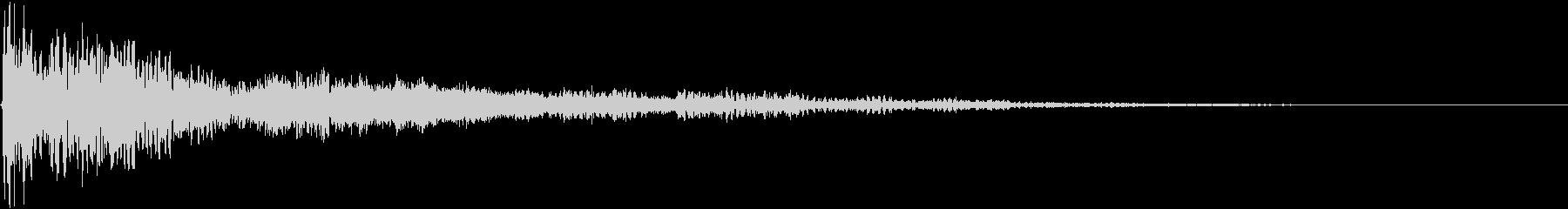CINEMATICな音をタイトルにの未再生の波形