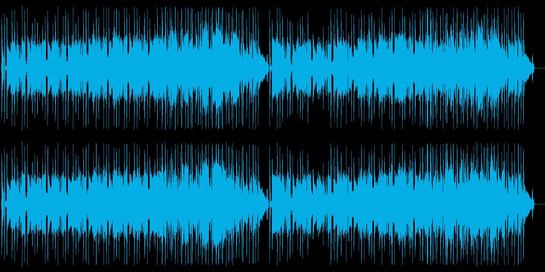 アンダーグラウンドなエロチシズムの再生済みの波形