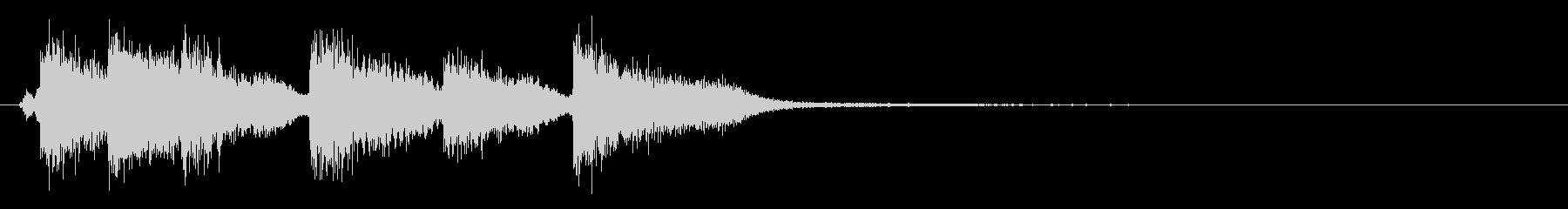 バロック5 レアカード レベルアップの未再生の波形