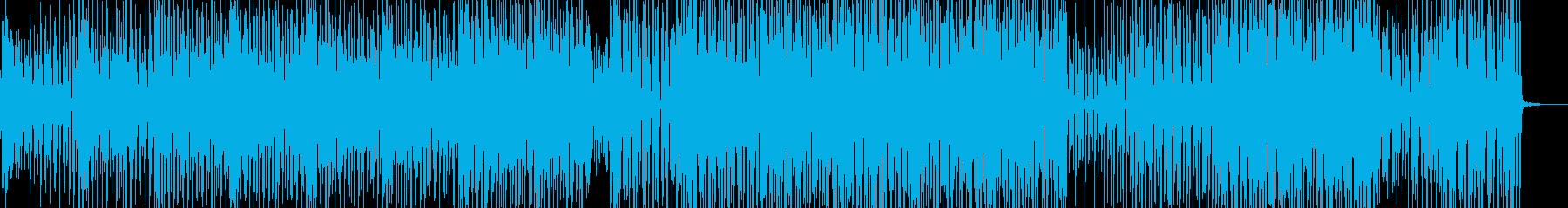 野蛮なリズムとメロディ・クラブテクノ Bの再生済みの波形