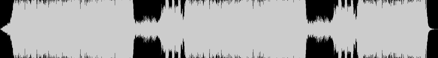 風格のある、正式なグランドオーケス...の未再生の波形