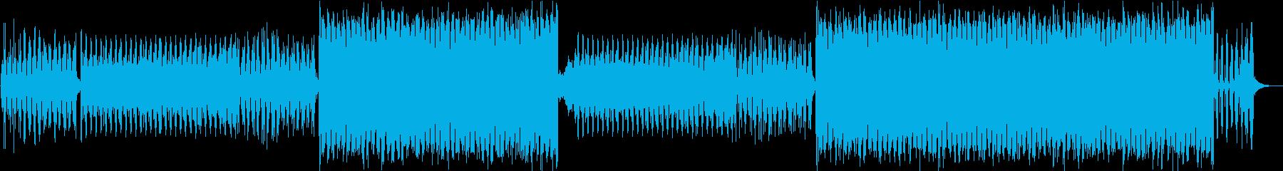 決意・エンディング・挑戦・感動的の再生済みの波形