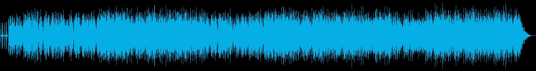 80's風シンセポップ(インスト)の再生済みの波形