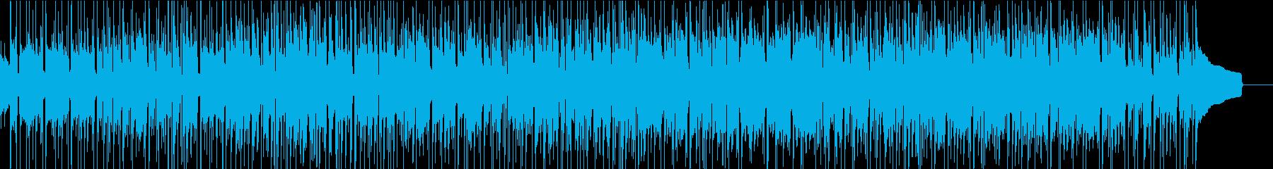 子猫の感情と動きをエレピソロで表現の再生済みの波形