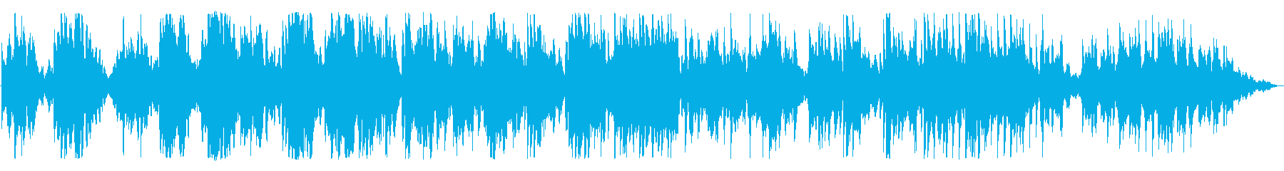 カフェ・映像 優しいlo-fiピアノソロの再生済みの波形
