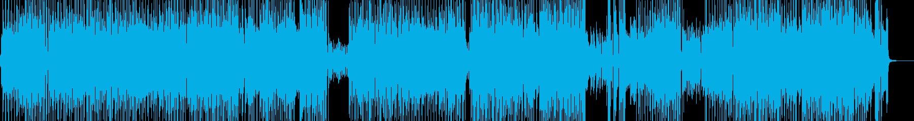 パステル調・少女風メルヘンロックA+★の再生済みの波形