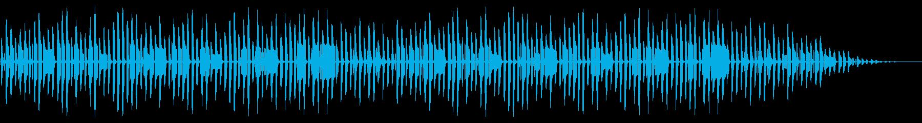 童謡「背くらべ」脱力系アレンジの再生済みの波形