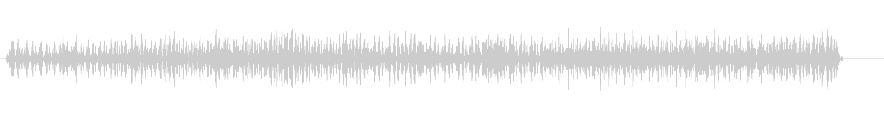 ブゥ〜ンブゥ〜ン(不快な感じのノイズ音)の未再生の波形
