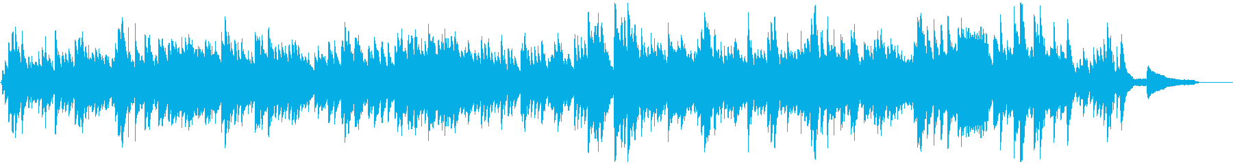 Lovely Adagioの再生済みの波形