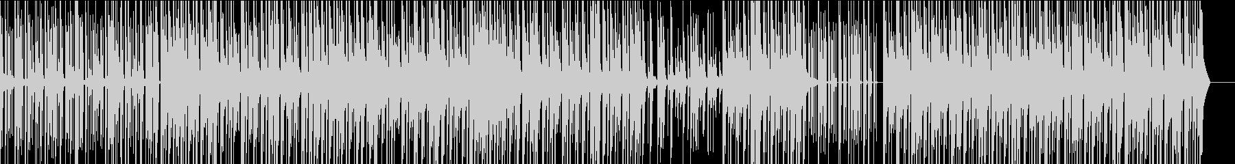 TRAP ピアノ - アンダーグランドの未再生の波形