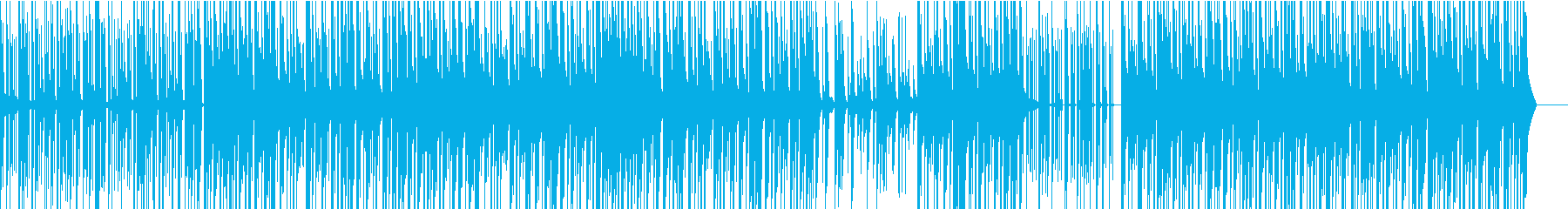 TRAP ピアノ - アンダーグランドの再生済みの波形