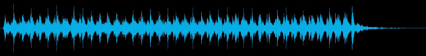 スレイベル:ライトセット:ロングシ...の再生済みの波形