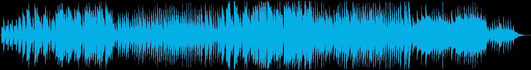 悲しい「はとぽっぽ」アレンジ 童謡・民謡の再生済みの波形