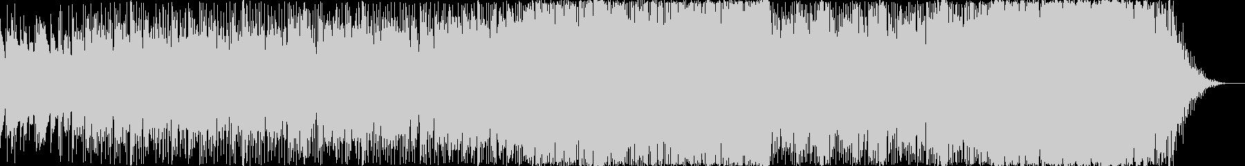8bit音源 空を駆ける飛行艇のイメージの未再生の波形