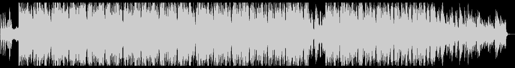 おしゃれなサックス ジャズ&ヒップホップの未再生の波形