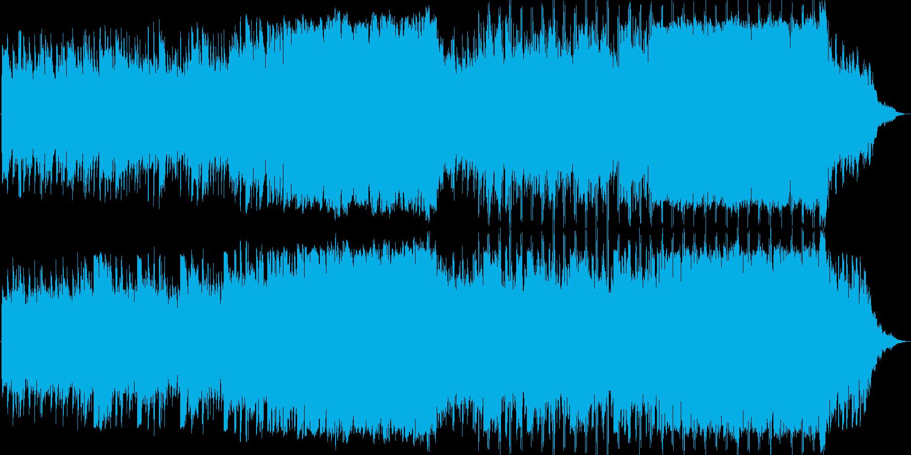 アンビエント ほのぼの 幸せ ドラ...の再生済みの波形