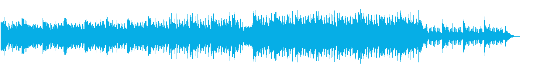 企業VP、CM17。ピアノエレクトロの再生済みの波形