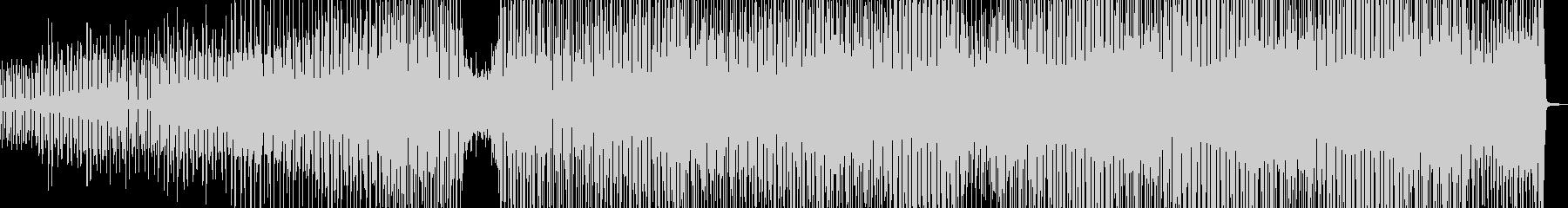 ストーリー性のある日常動画に ポップの未再生の波形