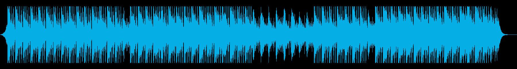 ミニマリズムの再生済みの波形