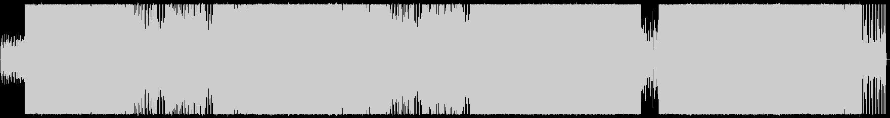 バンドワゴンの未再生の波形