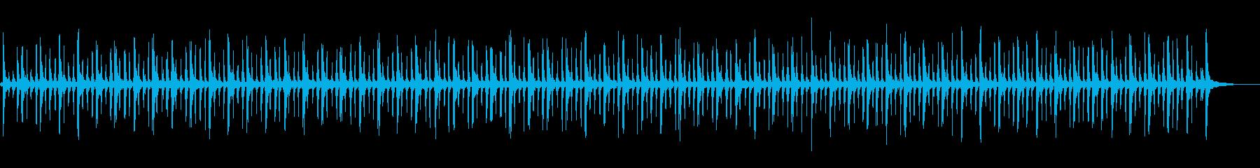 ラテンシミーパーカッショングローブ...の再生済みの波形