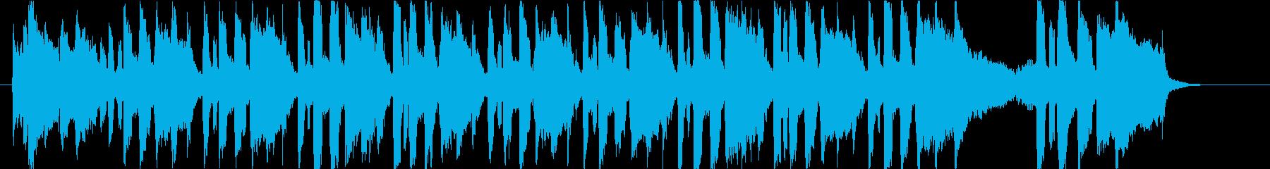 誕生日の歌(ワルツver) 【汎用】の再生済みの波形