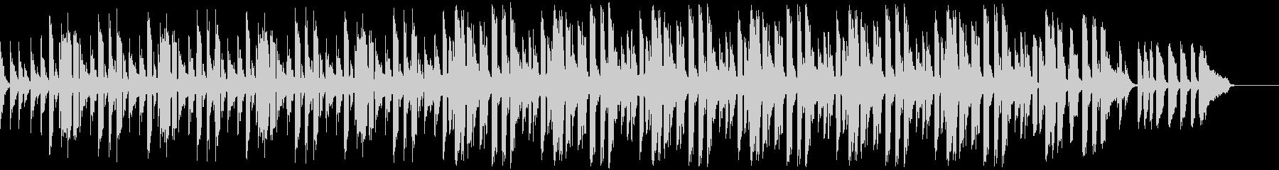 bpm80スウィングドラム抜きの未再生の波形