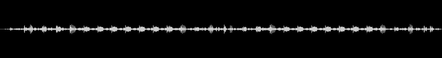 コントロールパネルノイズスペースボ...の未再生の波形