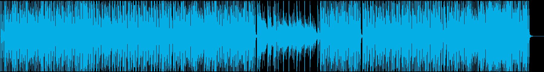 STEM - ブラス抜きの再生済みの波形