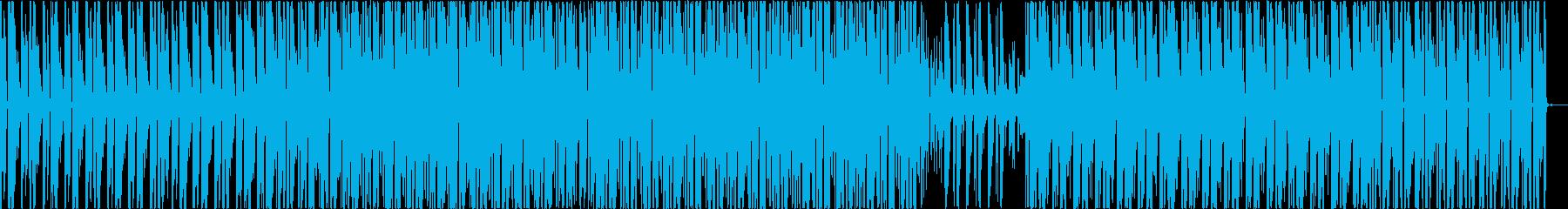 ILIlIKE DANCEの再生済みの波形