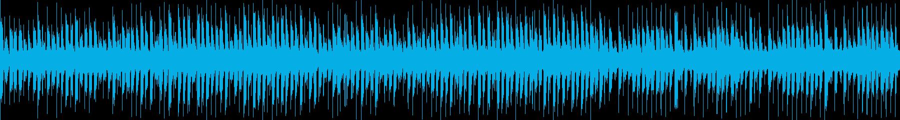 優しい電気仕掛けのオルゴールの再生済みの波形
