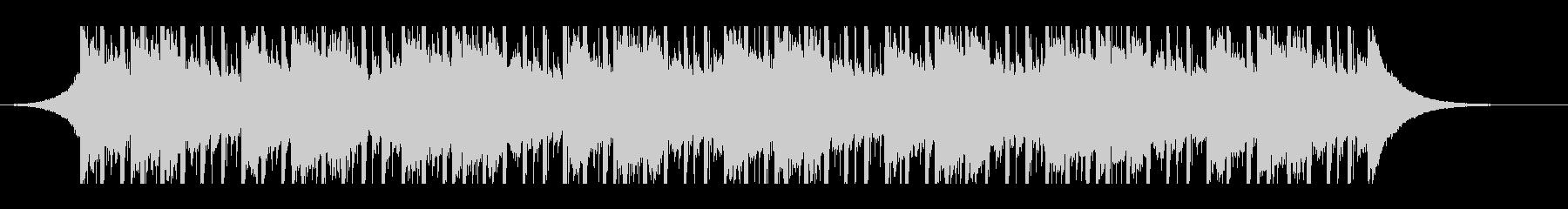 コーポレートインテリジェンス(40秒)の未再生の波形