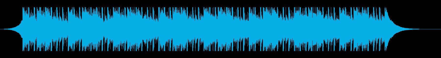 コーポレートインテリジェンス(40秒)の再生済みの波形