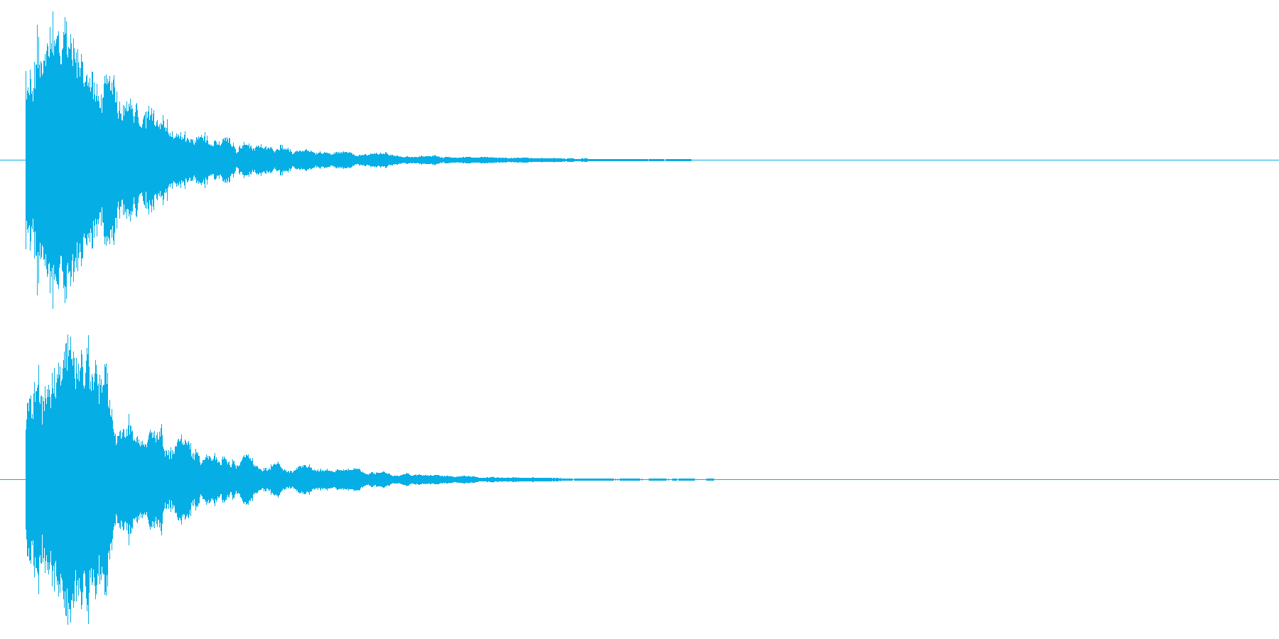 キラーン③(星・コイン・輝く・アイテム)の再生済みの波形
