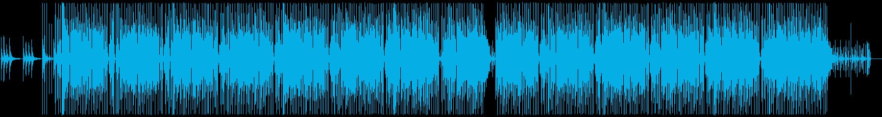 実験的。ミニマリスト。子供。ビデオ...の再生済みの波形
