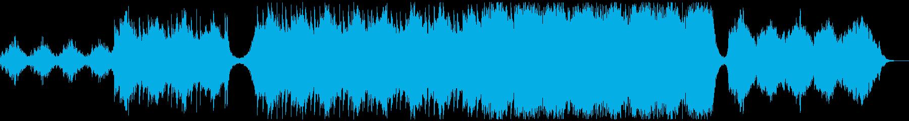 トレーラー・企業の再生済みの波形