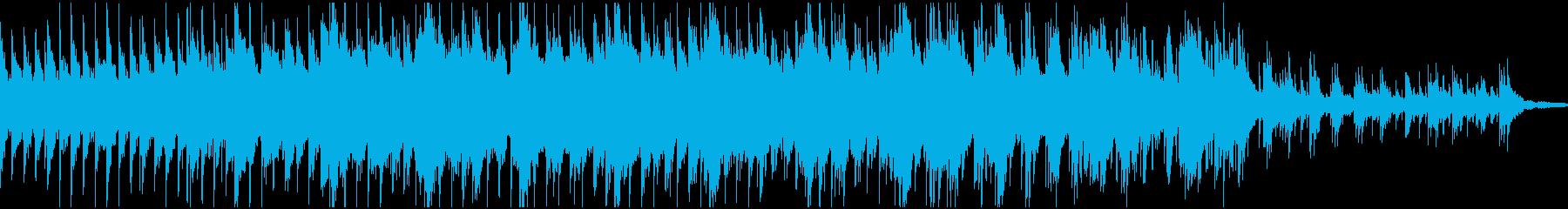 「ヘイリーのレクイエム」は、瞑想的...の再生済みの波形