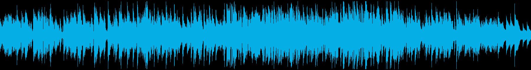 素敵ロマンチックなジャズワルツ※ループ版の再生済みの波形