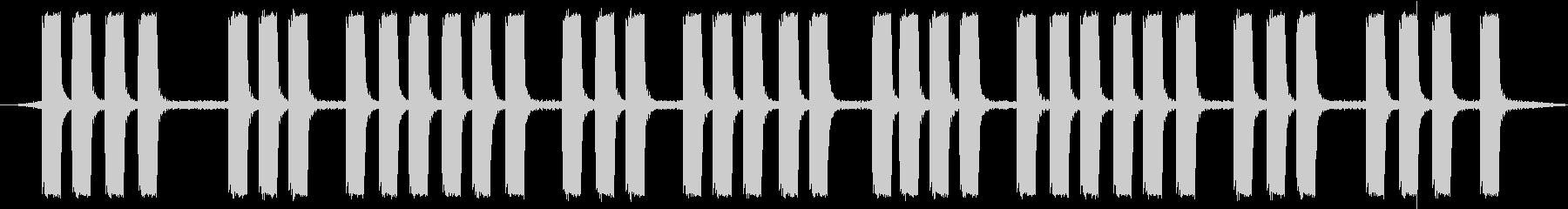 心臓モニター:電子音:警告音、病院...の未再生の波形