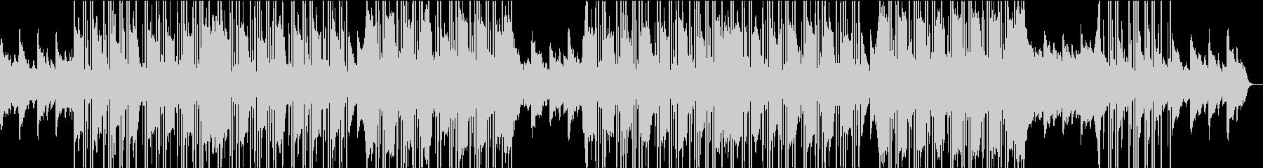シネマティックなピアノ(エモいバラード)の未再生の波形