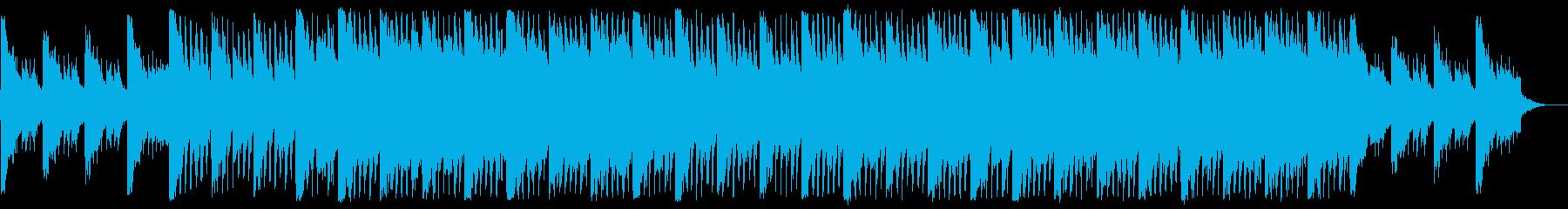 切ない・感動・ドキュメンタリー・EDの再生済みの波形