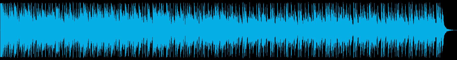 爽やか/ポップス_No596_5の再生済みの波形