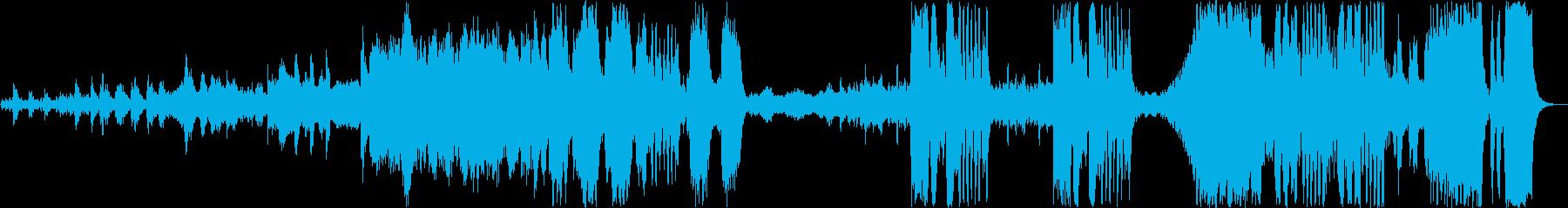 歌劇「魔笛」序曲/モーツァルトの再生済みの波形