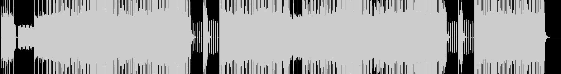 「HARD/HEAVY」BGM32の未再生の波形