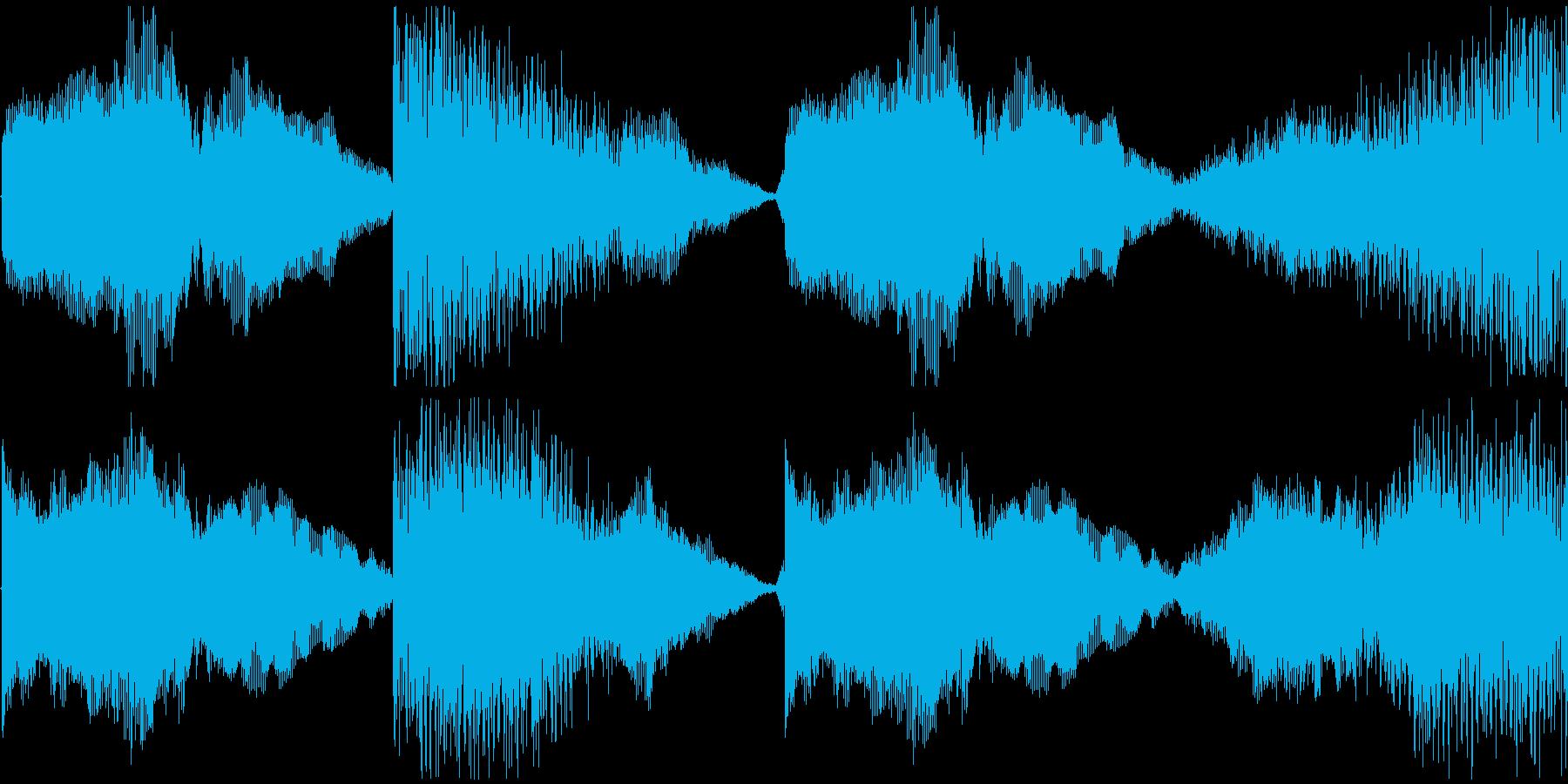 【ダークファンタジー/街/フィールド】の再生済みの波形