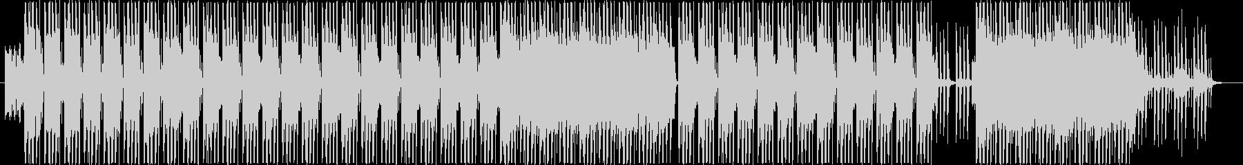 洋楽、メインストリームヒップホップ♫の未再生の波形