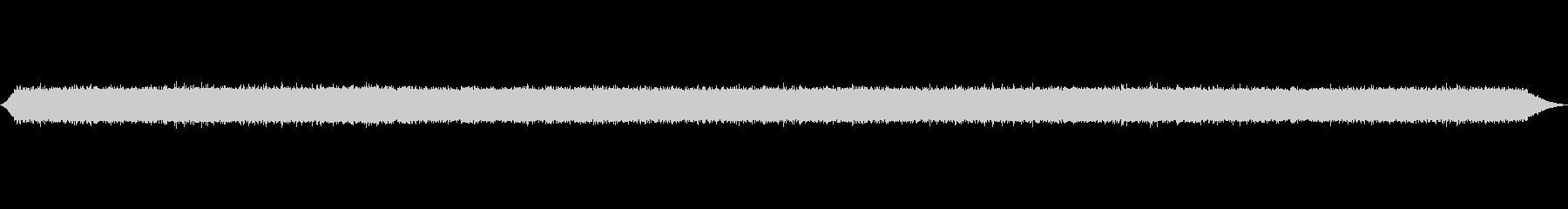 岡崎市の自然音 - 不動の滝の滝音の未再生の波形