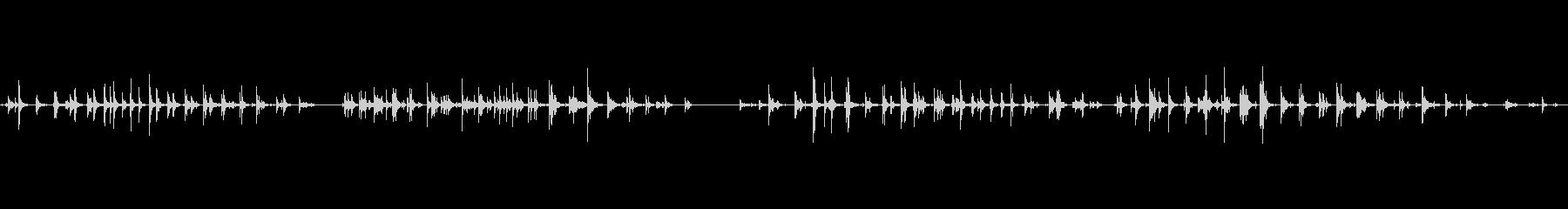 グループ、木製の階段、ステレオ、ス...の未再生の波形